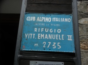 Valsavarenche - Rifugio Vittorio Emanuele II